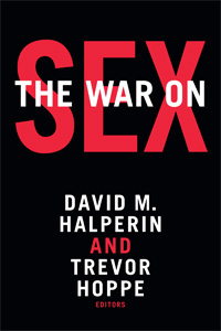 Book Cover: The War on Sex